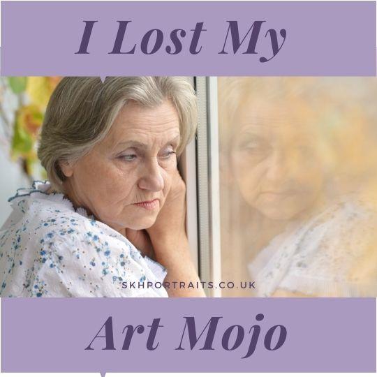 I Lost My Art Mojo