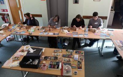 Intro To Pastel Workshop
