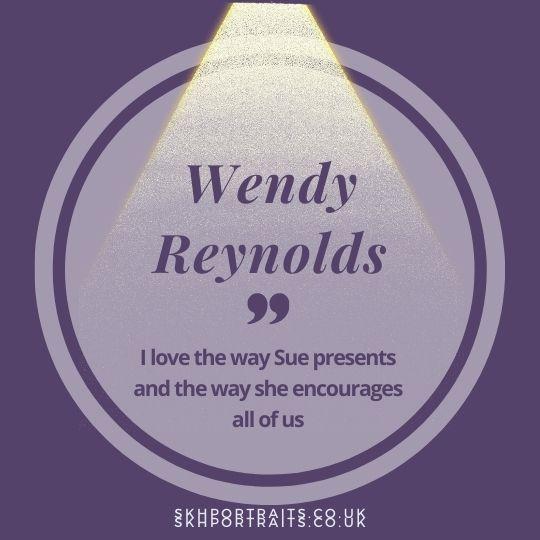 Wendy Reynolds – Hidden Talent