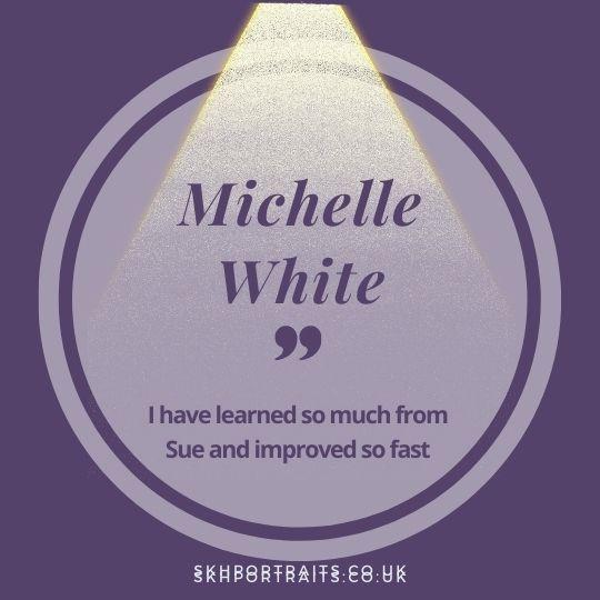 Michelle White – New to Pastel