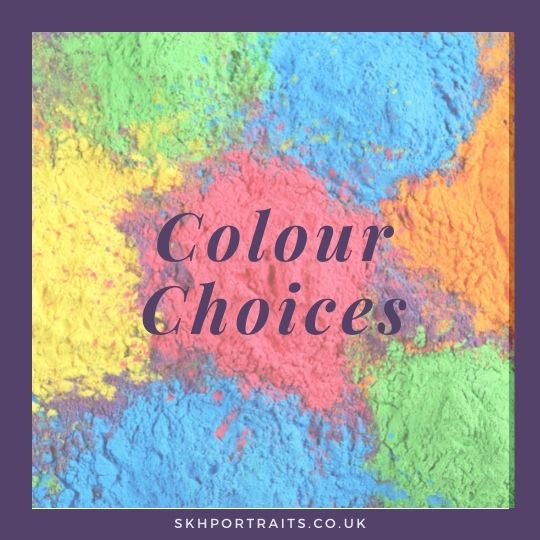 How to Choose Colours for a Painting