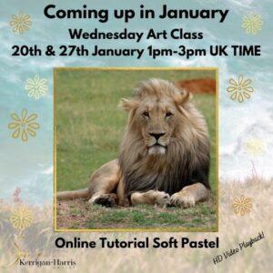 Lion-tutorial-soft-pastel