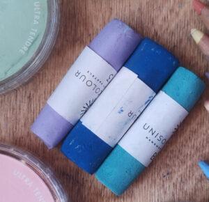 unison pastels